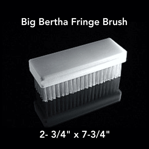 Big Bertha Fringe Brush