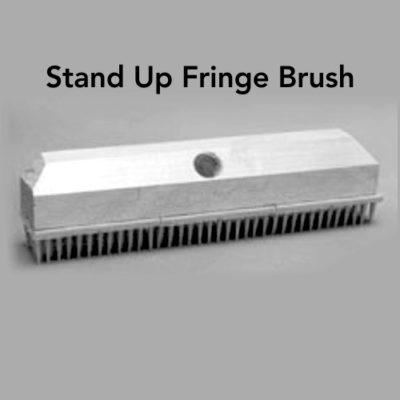 Stand Up Fringe Brush