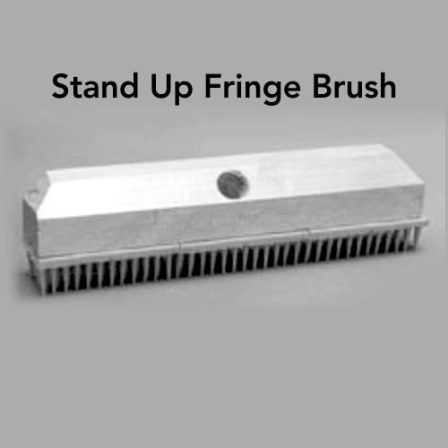 Stand Up Fringe Brush