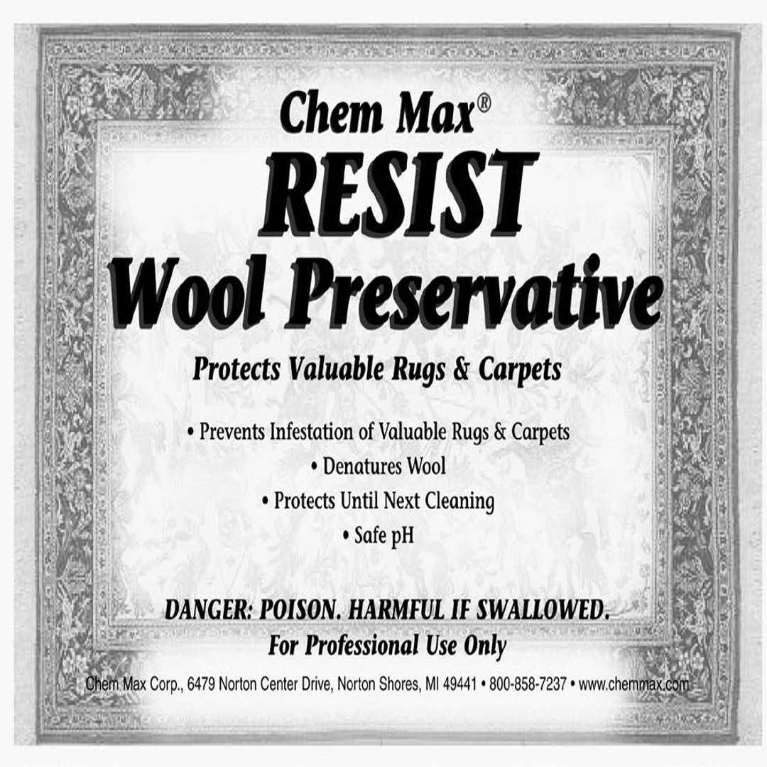 Resist Wool Preservative