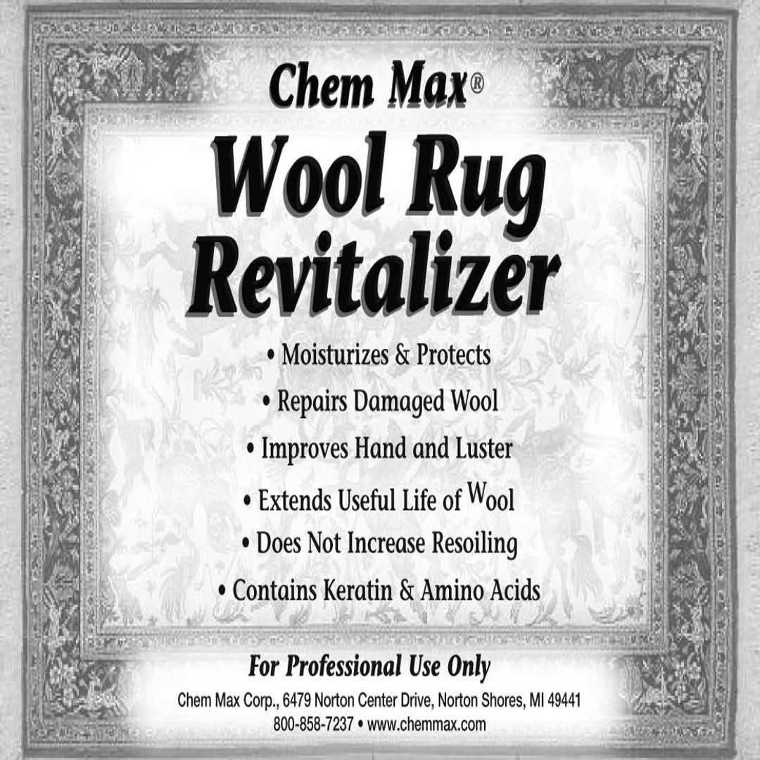 Wool Rug Revitalizer