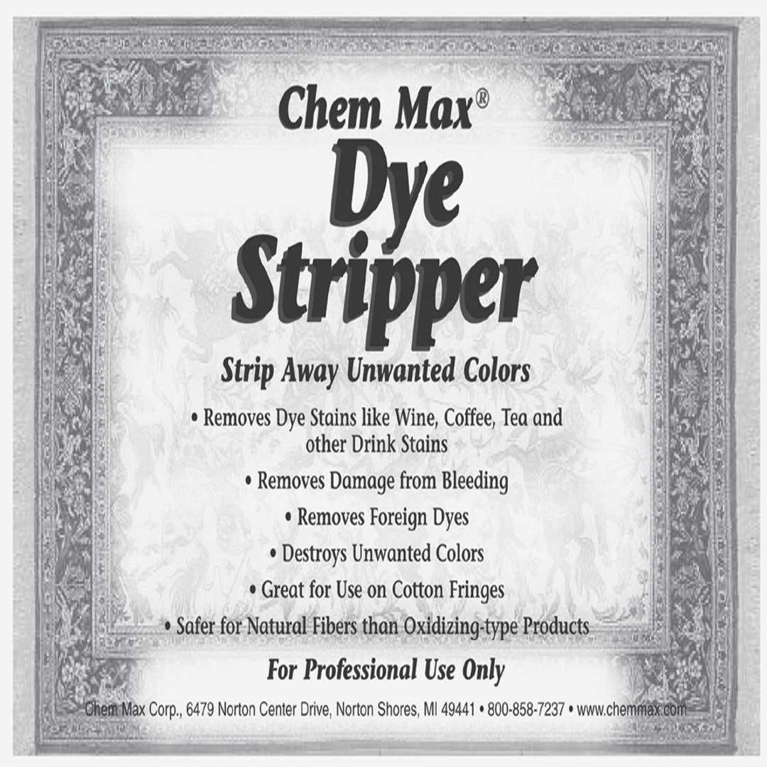 Dye Stripper