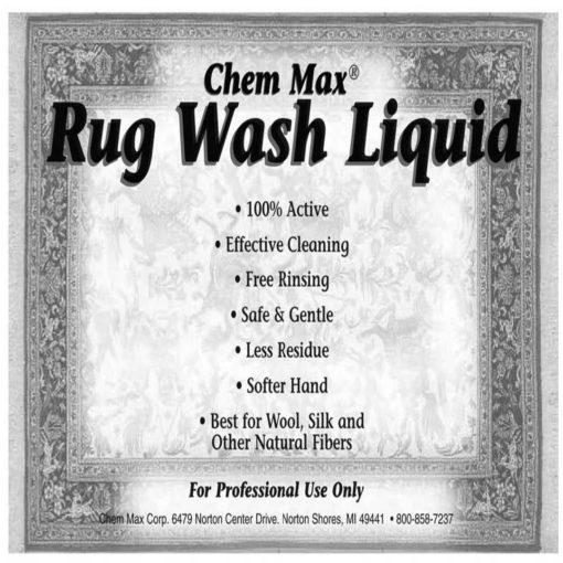 Rug Wash Liquid
